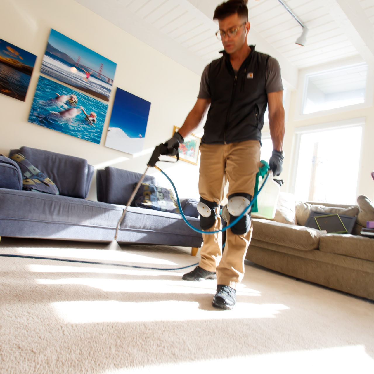 Carpet Cleaning Air Duct Cleaning In Denver Benjamin S